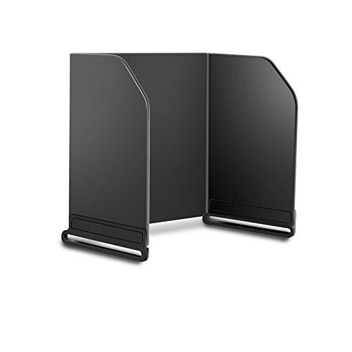 FPV Sunshade Monitor Sun Hood for DJI Spark, DJI Mavic pro / Mavic AIR /Inspire 1 / Phantom 3 4 / OSMO Remote Controller Fits for IPhone 6 ,7 / Samsung S6 S7 - Monitor Length < 4.3''- L111mm by Taoke