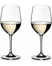 Riedel Vinum Viognier Chardonnay Kristallglas, Paket med 2