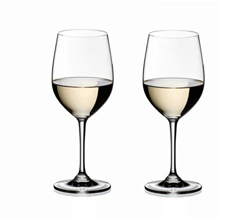 Riedel VINUM Viognier/Chardonnay Glasses, Set of 2 (Best Chardonnay Wine Brands)