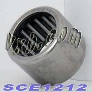 "SCE1212 Needle Bearing 3//4/""x 1/""x 3//4/"" BA1212ZOH"