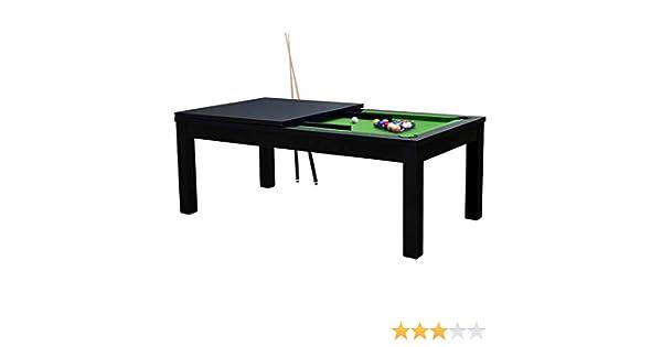 Rendez vous déco – Mesa de Billar Convertible Alfombra: Amazon.es: Juguetes y juegos