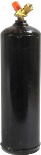 Forney 86228 Cylinder, Empty Acetylene Cylinder, MC Size, 10-CF (Oxy Acetylene Tanks compare prices)