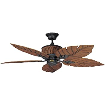 rustic ceiling fan with remote control fans lights and without this item concord inch breeze damp location iron