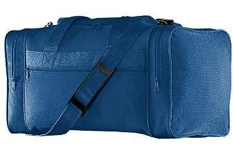 Augusta Sportswear Gear Bag - 600D Poly Small Gear Bag - Navy