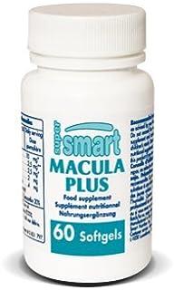 Supersmart MrSmart - Cuidado de los ojos - Macula Plus - Fórmula de protección visual.