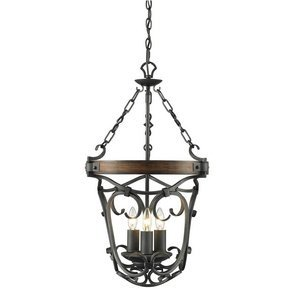 Golden Lighting 1821-3P BI Chandelier wi - Madera 3 Light Pendant Shopping Results