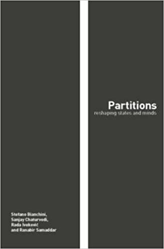 Partitions: Reshaping States and Minds