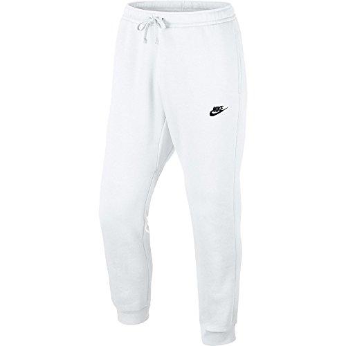 Nike Club Fleece Sportswear Men/'s Jogger Pants Blue//White 804408-451