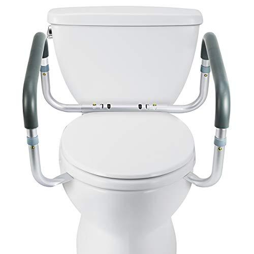 Best Toilet Safety Frames & Rails