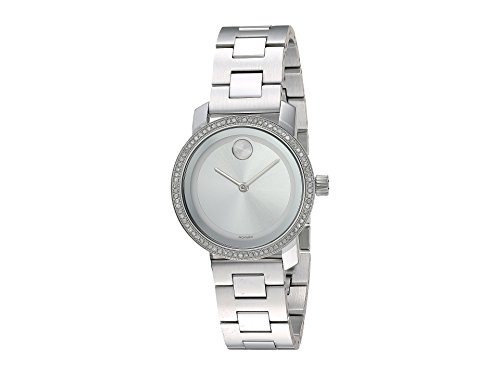 Movado Women's Bold - 3600439 Stainless Steel One Size ()