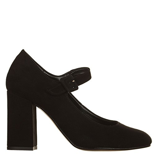Women's Shoes Black EU Court 40 Black Black VialeScarpe Ad6wEqA