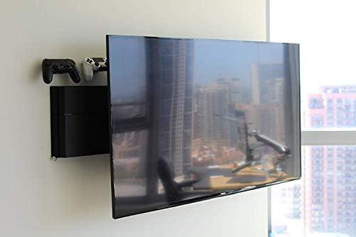 HumanCentric PS4 Pro Halterung für die Wand oder auf der Rückseite des Fernsehers (Patent angemeldet) 6