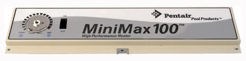 Pentair 471078 Control Panel Assembly Replacement MiniMax...