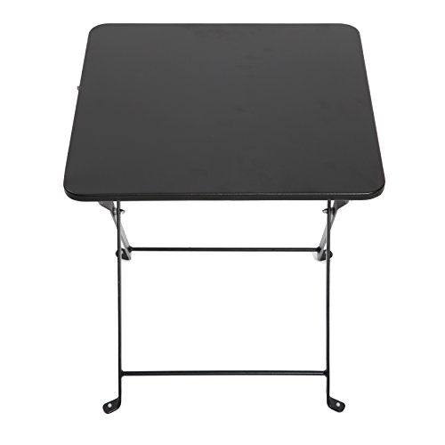 Finnhomy small square folding side end table sofa table for Small square couch