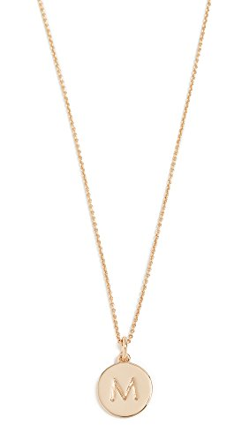 kate spade new york Kate Spade Pendants M Pendant Necklace, 18