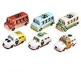 【6種類セット】トミカ ドリームトミカ スヌーピー日本上陸50周年記念 ドリームトミカコレクション BOX
