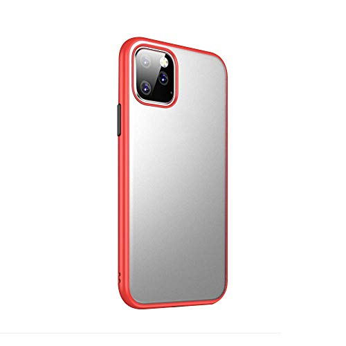Case Compatible with iPhone 11Pro Phone Cover Providing Protection Apple Phone PC Shel (iPhone 11Pro, red2) (Apple Iphone 3gs 32gb Price In India)