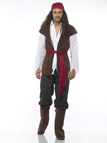 Captain Falcon Brawl Costumes - Pirate Captain Costume Set - Halloween