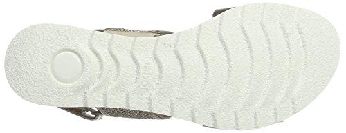Gabor Ladies Comfort-62.742 Sandali Aperti Marrone (mutaro (sughero) 64)