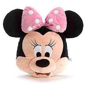 Precioso cojín original de Minnie: Amazon.es: Bebé