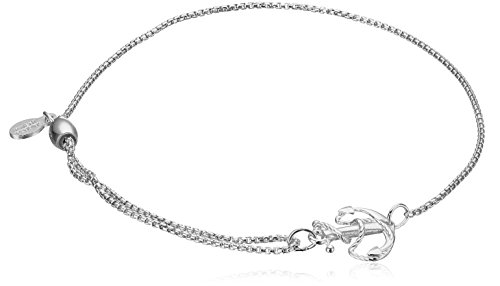 Alex Ani Chain Bracelet Anchor