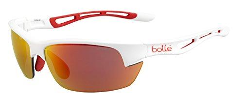 Bollé Rubber Bolt de White S Bolt Matte AF PC S Orange Lunettes soleil Fire vvrqwd