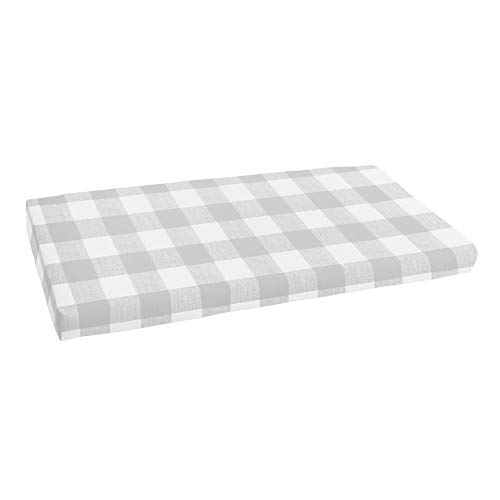 Amazoncom 1101design Premier Prints Grey Buffalo Plaid 48 X 19