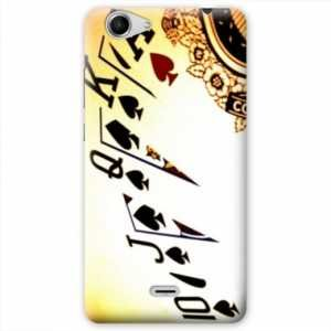 Amazon.com: Case Carcasa Wiko Pulp 4G Casino - - Poker suite ...