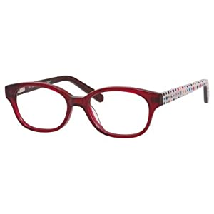 Juicy Couture Juicy 920 0ETH Crystal Burgundy Eyeglasses