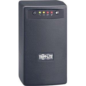 Tripp Lite SMART550USBTAA 550VA 300W UPS Battery Back Up Tower AVR 120V USB RJ11 TAA GSA, 6 ()