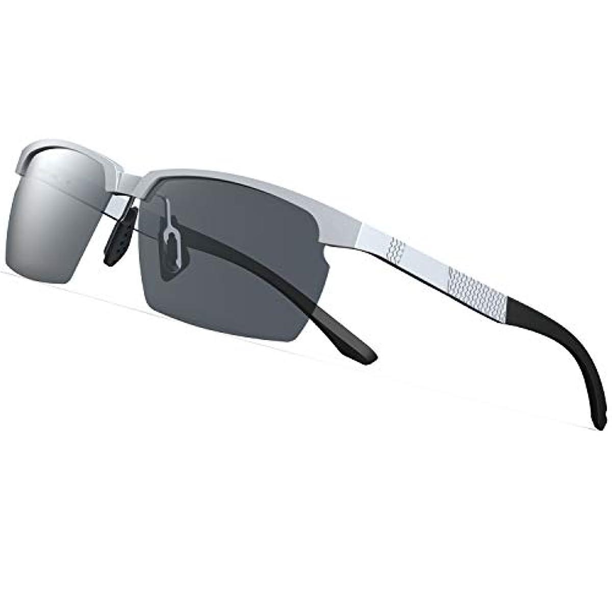 [해외] PAERDE 썬글라스 맨즈 편광 렌즈 운전 경량 UV컷 자외선 컷 경량 운전 낚시 스포츠 테니스 PA01