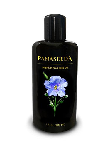 Flaxseed Oil Cold Pressed - 200 ml - Organic & Vegan. Great Taste. Essential Omega 3 for Healthy Joints, Hair, Skin, and Nails. by ACTIVATION (Image #1)