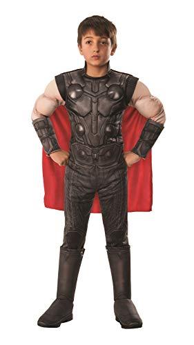 Rubie's Marvel: Avengers Endgame Child's Deluxe Thor Costume ()