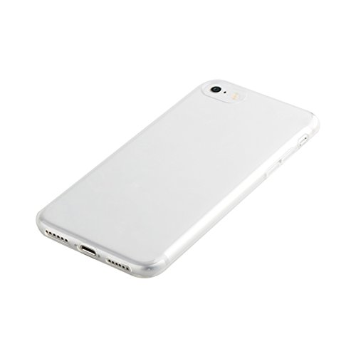 Xqisit 26487 Etui folio pour iPhone 7 Transparent