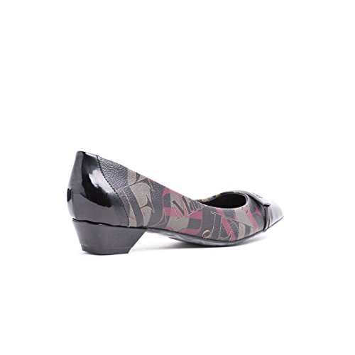 FERRE Milano Women's Court Shoes Bordeaux NP3XWrys
