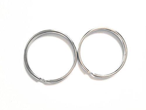 50 split rings - 3