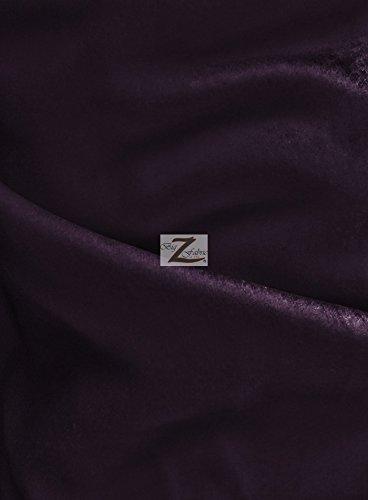Amazon Com Upholstery Grade Solid Flocking Velvet Fabric Dark