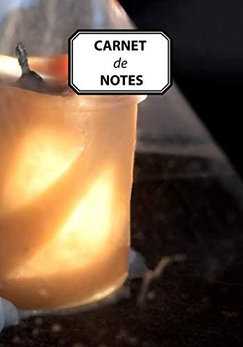 Art Floral Pour Halloween (CARNET DE NOTES: Idéal pour vos prises de notes, votre carnet vous permettra de ne rien oublier - Original & pratique de 110 pages lignées (French)