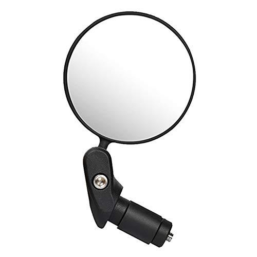 ZEFAN Fietsspiegel,360 ° Rotatie Verstelbare Fietsstuur Spiegel voor Mountain Road Fietsen