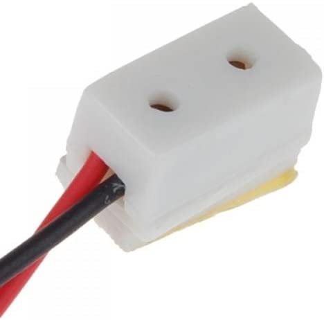 Off Switch for Dollhouse Miniature Lights 9V Battery Snap Connector With On