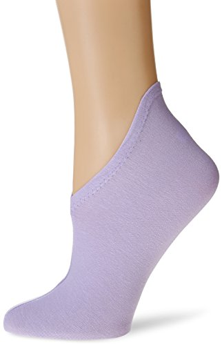 Bath Accessories Moisture Enhancing Socks, Lavender by Bath Accessories