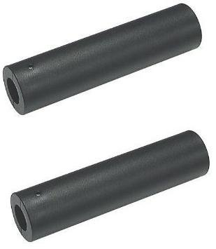 Olympic Bar Adapter Sleeves 8'' Sold As Pair (2 Pieces) by Ader Sporting Goods