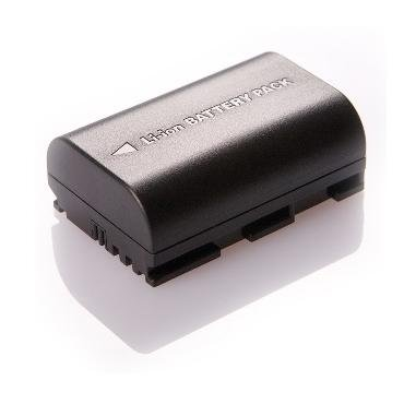 Compatible Li Ion Rechargeable Battery Pack For Digital Camera, Video Camcorder Model: CANON LP E6, LP E6N, LPE6, LPE6N by PowerDuplex TM