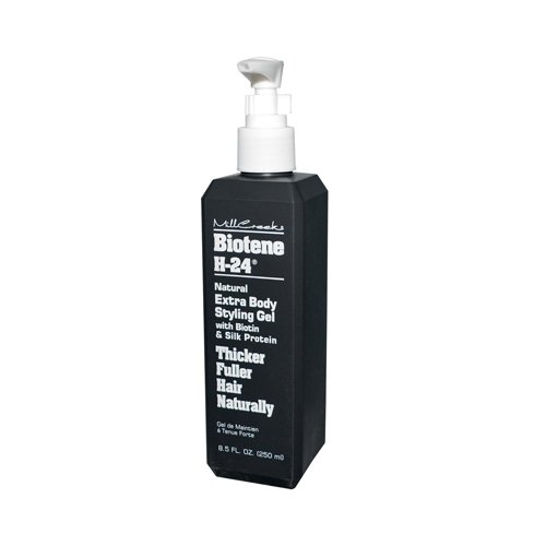 Millcreek Hair Style Gel Biotin H2, 8.5 - Glasses Hairstyles Go To With