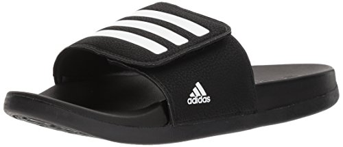 adidas Unisex-Kids Adilette Clf+ Adj K, Real Teal/White/Real for sale  Delivered anywhere in USA