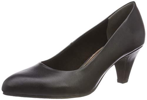 Tamaris Noir 21 Escarpins black 22416 20 Femme Matt 4WfZqR4nrT