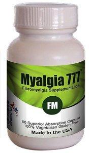 Amazon.com: myalgia 777 para la fibromialgia síndrome (60 ...