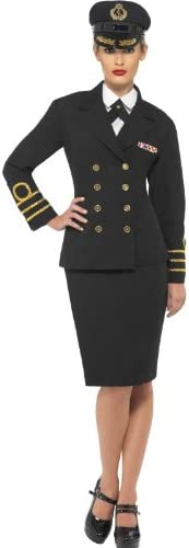 Smiffy's Navy Officer Female