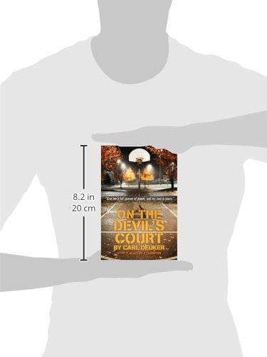 Amazon.com: On the Devil's Court (9780316067270): Carl Deuker: Books