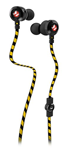 Monster Ghostbusters in-Ear Headphones, Limited Edition